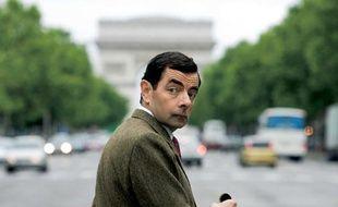 Rowan Atkinson dans une scène des «Vacances de Mr Bean»