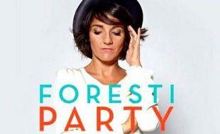 "TF1diffusait samedi 4janvier 2014 ""Foresti Party""."