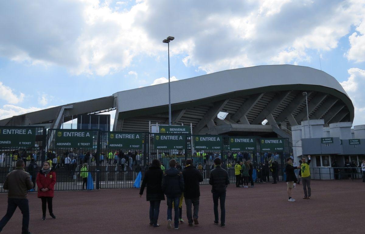 Les abords du stade de la Beaujoire. – Adrien Chauvin / 20 Minutes