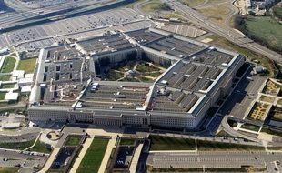 Le bâtiment du Pentagone à Washington (Etats-Unis).