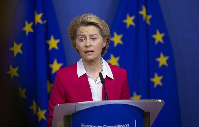 Brexit: Ursula von der Leyen prédit des négociations «dures» avec le Royaume-Uni