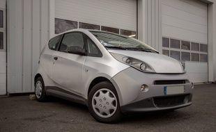 La société Autopuzz a acheté 600 Autolib, dont une dizaine a déjà été vendue dans un garage de Plaisance-du-Touch.