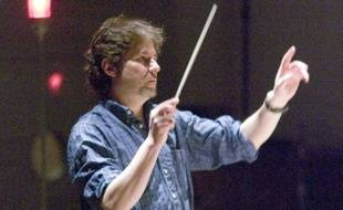 Le compositeur James Horner en 2006.