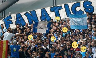 Les Fanatics, groupe de supporters de l'OM