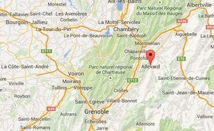 Allevard (Isère)