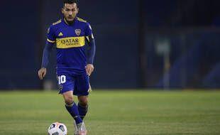 Carloz Tevez n'a porté qu'un seul maillot en Argentine : celui de Boca Juniors