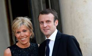 France 3 dévoile la vidéo du mariage d Emmanuel Macron et Brigitte ... a38700f21ba