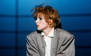 Mylène Farmer en 1987