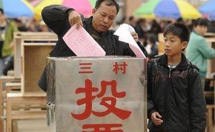 Le scrutin municipal inédit qui s'est déroulé le week-end dernier dans la bourgade chinoise de Wukan est une exception démocratique qui risque de rester unique en son genre au pays du Parti communiste tout puissant, estiment les analystes.