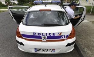 L'ado a été arrêté à Rangueil lors d'un banal contrôle de police
