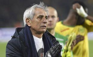 Vahid Halilhodzic, l'entraîneur de Nantes