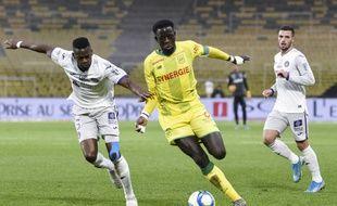 Abdoulaye Touré, le capitaine nantais.