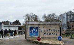 L'école Centrale de Nantes