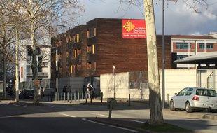Le lycée Gallieni, à Toulouse.