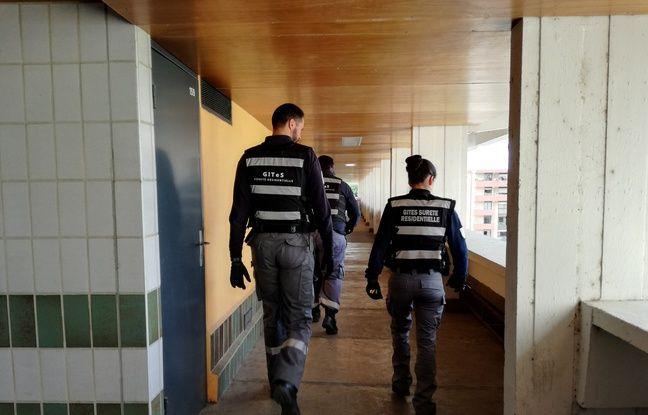 Toulouse: Des agents de sûreté des HLM pris en embuscade au Mirail par une quarantaine de personnes