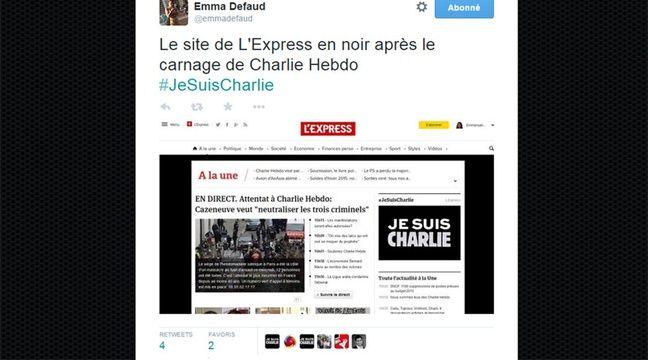 Attaque contre «Charlie Hebdo»: Forte émotion dans les rédactions en France