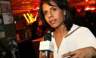 """Audrey Pulvar en mars 2009 aux """"Y'a bon awards"""""""