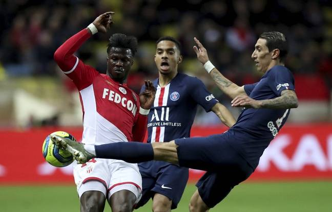AS Monaco - PSG : Les Parisiens (et notamment Di Maria) ont prouvé que le 4-4-2 pouvait être efficace
