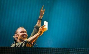 David Guetta, à Londres, le 5 juillet 2015.