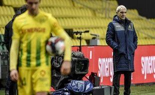 Cinq matchs et toujours aucune victoire pour Domenech sur le banc nantais.