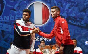 Tsonga affrontera Cilic en finale de Coupe Davis.