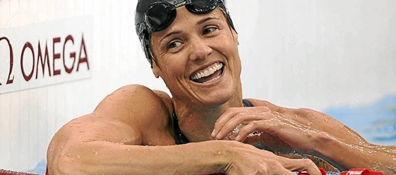 La championne Dara Torres a été sélectionnée à l'âge de 41ans, en 2008, pour participer aux Jeux olympiques.
