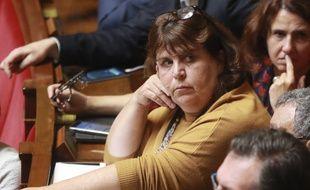La députée de l'AUde LREM Mireille Robert