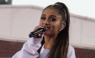 Ariana Grande a été très touchée par l'attentat de Manchester