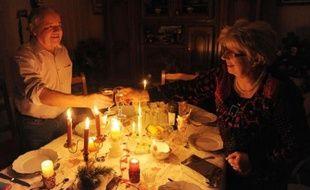 Environ 23.000 foyers français ont passé le soir de Noël sans électricité, la faute à «Dirk».
