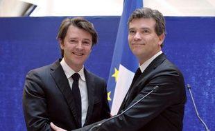 """Le ministre du Redressement productif Arnaud Montebourg s'est fixé pour objectif la """"reconquête"""" des emplois industriels détruits, mais son volontarisme risque d'être rapidement mis à l'épreuve de la crise, avec la vague de plans sociaux redoutée après la parenthèse électorale."""