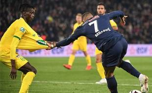 Kylian Mbappé a été précieux contre Nantes ce mercredi soir.