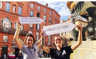 Anne Deborde-Munoz et Audrey Magnan ouvrent le 15 novembre le premier restaurant paléo food de Toulouse.