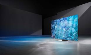 Les premiers téléviseurs Micro-LED de Samsung vendu jusqu'à 100.000 euros.