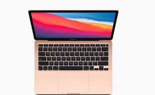 MacBook Air: de nouveaux raccourcis font leur apparition sur le clavier