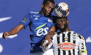 Habib Diallo a vu sa reprise de la tête heurter la barre transversale à la 89e minute.