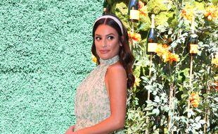 L'actrice Lea Michele