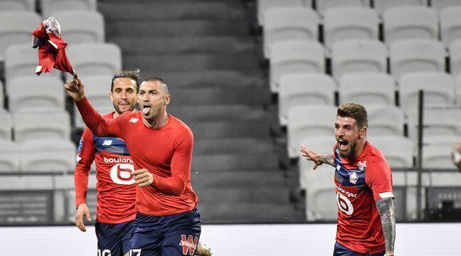 OL-Losc: Portés par un Burak Yilmaz déchaîné, les Lillois signent un succès en or massif à Lyon dans la quête du titre