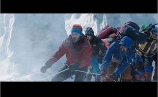 La cordée d'Everest