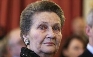 Simone Veil fait partie des femmes remarquables mises en avant par les Lyonnais à l'occasion de la journée internationale des droits de la femme.