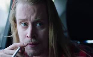 Macaulay Culkin dans «Just Me In The House By Myself»