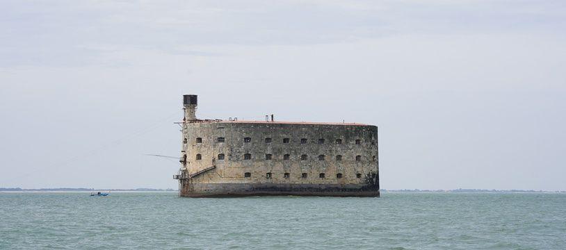 Le fort de «Fort Boyard» Illustration