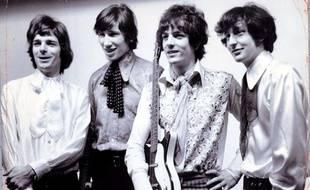 Le groupe britannique Pink Floyd en 1967.