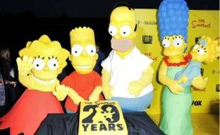 Un documentaire et une interview du créateur Matt Groening seront diffusés.