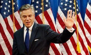 Le modéré Jon Huntsman, dont la campagne n'a jamais vraiment décollé, a annoncé lundi son retrait de la course à l'investiture républicaine pour l'élection présidentielle américaine de novembre, et a appelé à soutenir le favori, Mitt Romney.