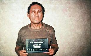 Manuel Noriega, en 1990.