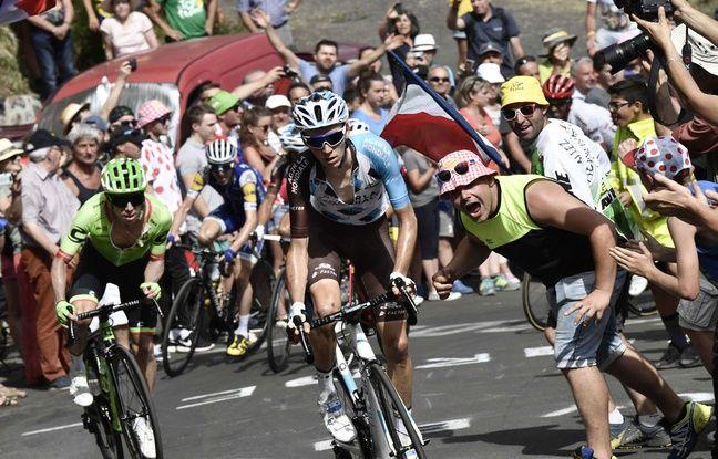 Tour de France 2017: De Peyragudes au Puy-en-Velay, comment la Bardetmania est en train de monter