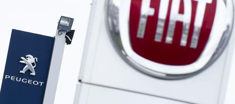 Fiat Chrysler et PSA (Peugeot, Citroën..) veulent fusionner.