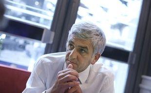 Hervé Morin à Paris le 10 juillet 2014.