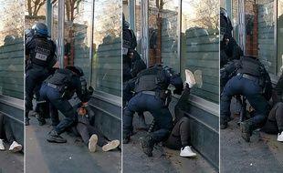 Clément F. a été interpellé samedi à Paris en marge de la manifestation des «gilets jaunes».