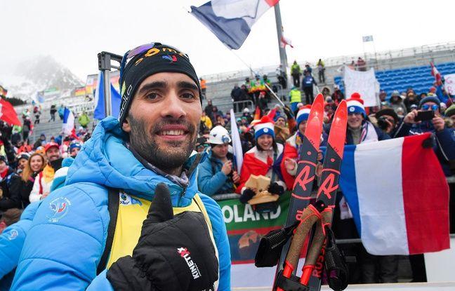 Mondiaux de biathlon: «Celle-là, je connais toute sa difficulté»... La médaille d'or vraiment pas comme les autres de Martin Fourcade